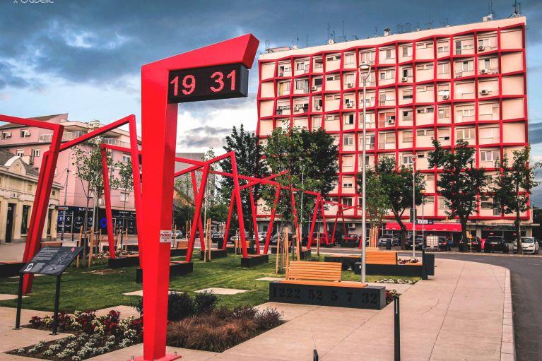 Poklon gradu za 30 godina poslovanja